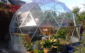 SOLARDOME Haven, garden room, Oxfordshire