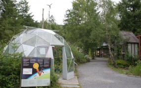 SOLARDOME Agena, CAT educational visitor centre