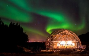 SOLARDOME PRO, Nowary, Northern Lights