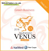 Natwest Venus Award for Green Business finalist