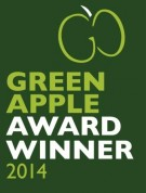Green Apple Award Champion 2014