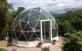 SOLARDOME Haven, Blanefield, Scotland