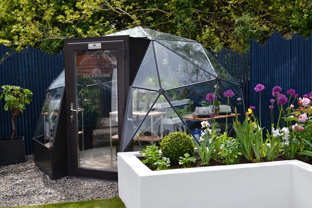 SOLARDOME POD on Love Your Garden