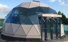SOLARDOME PRO cladding options (2)