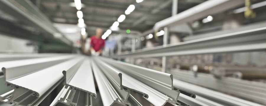 Sapa Profiles UK, aluminium extrusion