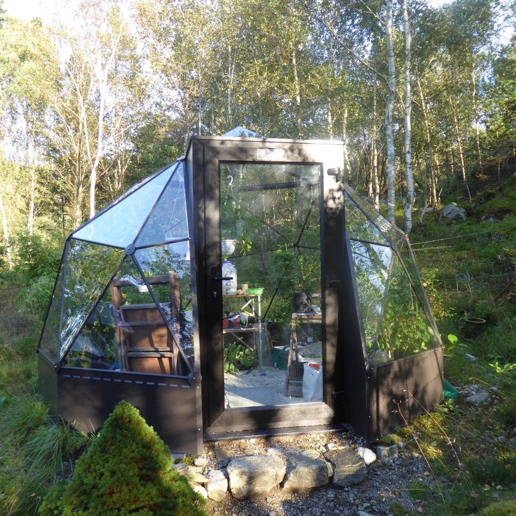Robert's Pod in Norway