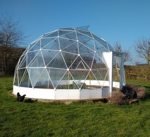 Solardome in Suffolk