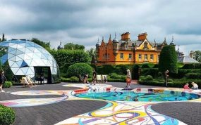 Solardome® Paradise in Edinburgh