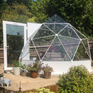 POD dome in Kent