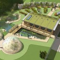 Eco Centre, Wellacre Technology College, Manchester