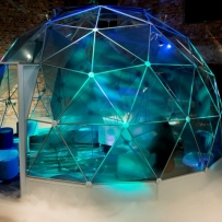 SOLARDOME Haven, The Museum of Archeaology, Stavanger