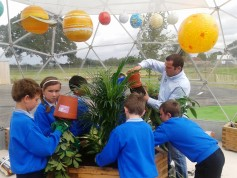 Gardening brings learning to life