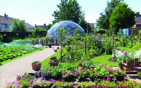 Chepstow Gardens community project