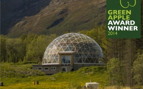 SOLARDOME PRO large geodesic dome project, Norway