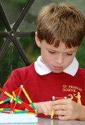 Primary schools maths in the dome