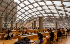 Mansueto Library University of Chicago