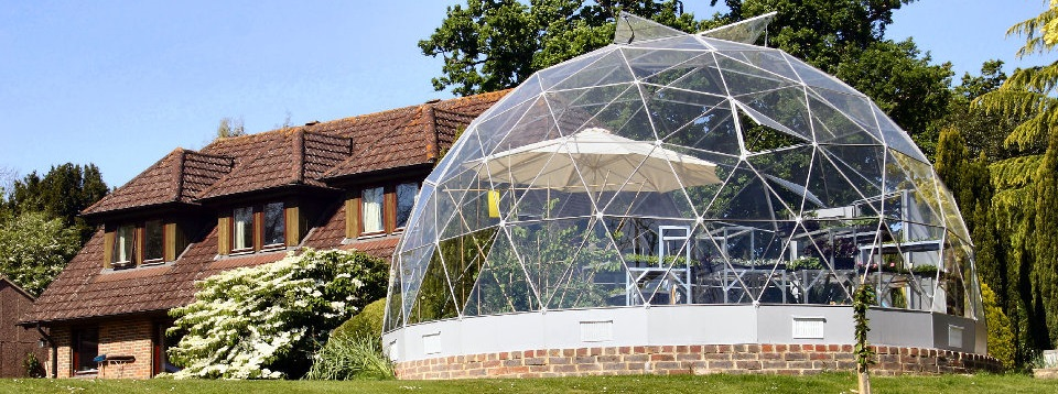 Retreat dome in Sussex