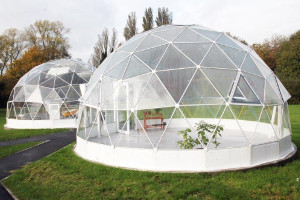 The dome at Corbets Tey School